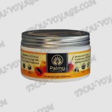 Mask for hair with extracts of papaya, honey and egg Palmy - TV001806
