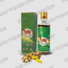 Herbal oil for pain relief and treatment of varicose veins Isme Rasyan - TV001814