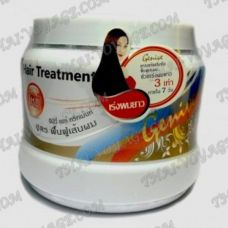 Complex mask for growth and against hair loss Genive - TV001842