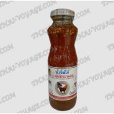 التايلاندية صلصة الفلفل الحار الحلو Maepranom الدجاج - TV001853