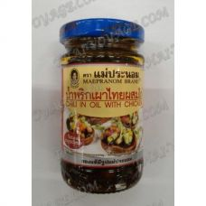 Thai Chili-Pfeffer in Öl Maepranom - TV001862