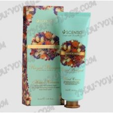 A fragrant moisturizing hand cream Scentio - TV001873