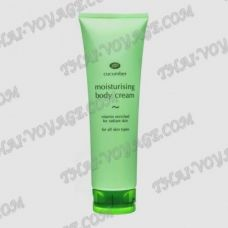 Moisturising cucumber body cream Boots - TV001887