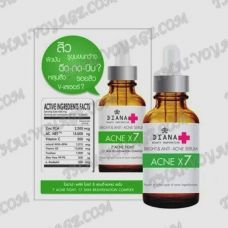 Intensive serum for face anti acne Diana - TV001889