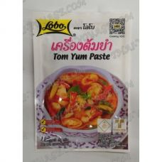 Paste for cooking Thai soup Tom Yam Lobo - TV001898