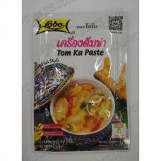 Паста для приготовления тайского кокосового супа Tom Ka - TV001899