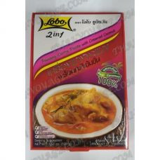 Panang Curry Paste with Creamed Coconut Lobo -TV001914
