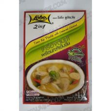 Thai Paste mit Kokos-Creme-Suppe Tom Ka Lobo - TV001916