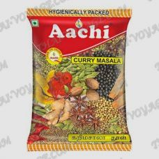 A mixture of Indian spices Aachi Curry Masala - TV001920
