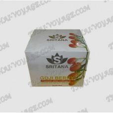 Facial cream with Goji berry and collagen Sritana - TV001927