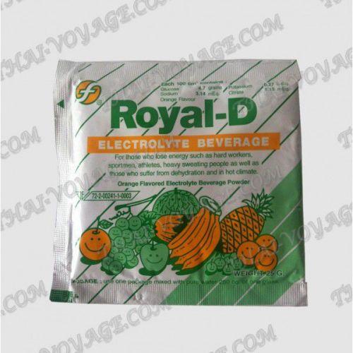 Elektrolyt-Getränk Royal-D / StronK-K (Thailand)