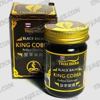 Black balm King Cobra Royal Thai Herb - TV001986