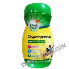Chyavanprashad Zandu خالي من السكر - IN002021-844