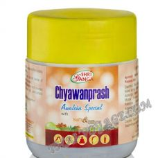 Chyawanprash with Saffron and Silver Shri Ganga - IN002028-541