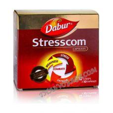 Anti-stress Ayurvedic drug Stresscom Dabur - IN002041-2033