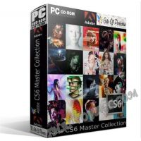 Adobe Master Collection CS6 Original License - TR002007-BB8592