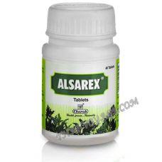 Alsarex Charak Antacid and Antiulcer Tablets - Alsarex Charak - IN002146-1537