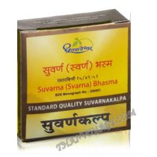 From chronic diseases Suvarna (Svarna) Bhasma Dhootapapeshwar - IN002241-s0094