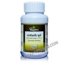 呼吸器系および消化器系Taleesadi Chorna Dhootapeshwar - IN002282-1106