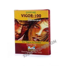 Pour la puissance masculine Vigor-100 Endurance Baidyanath - IN002290-1916