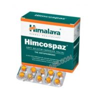 From abdominal pain Himcospaz Himalaya - IN002298-1702