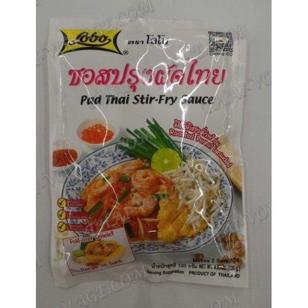 Sauce pour la cuisine thai pad thai food lobo tha lande - Cuisine thai pour debutants ...